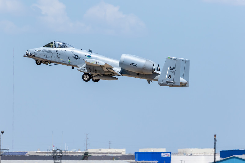 "-(Aircraft) Fairchild Republic A-10C Thunderbolt II <br /> -(Nation & Service) United States Air Force<br /> -(Squadron) 47th Fighter Squadron ""Dogpatchers""<br /> -(Home Base) Davis–Monthan Air Force Base, Arizona"