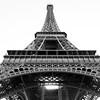 Eiffel in Grey
