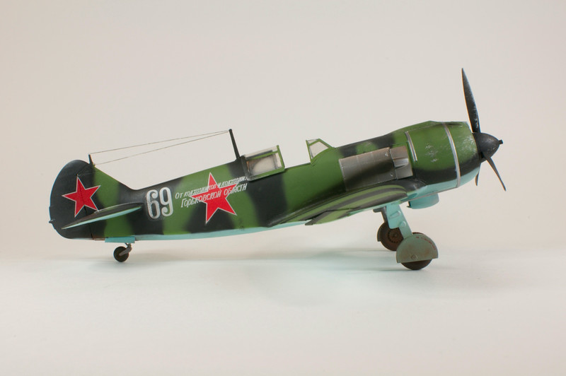 La-5 - Completed 2