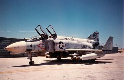 1/48 Eduard F-4B Phantom II