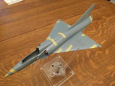 1/48 Eduard Mirage IIIC