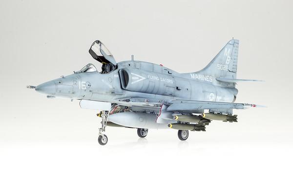 1:48 Hasegawa A-4F Skyhawk