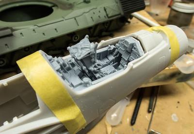 1/48 Kinetic Mirage 2000-5