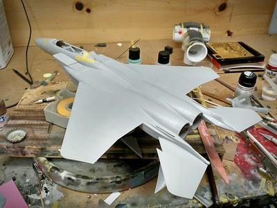 1/48 Revell F-15E Strike Eagle