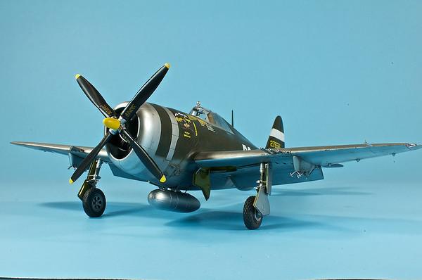 "1:48 Tamiya P-47D Razorback - ""Magic Carpet"""