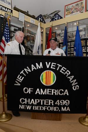 499th Vietnam Veterans Day Ceremony 2017