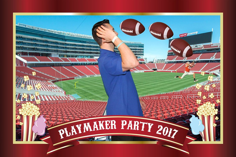 49er Employee Appreciation Party 2017
