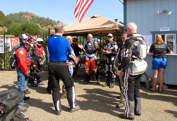 2014 - May - 49er  GS Ride