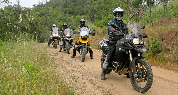 2017 49er Rally  GS Clinic Friday Ride