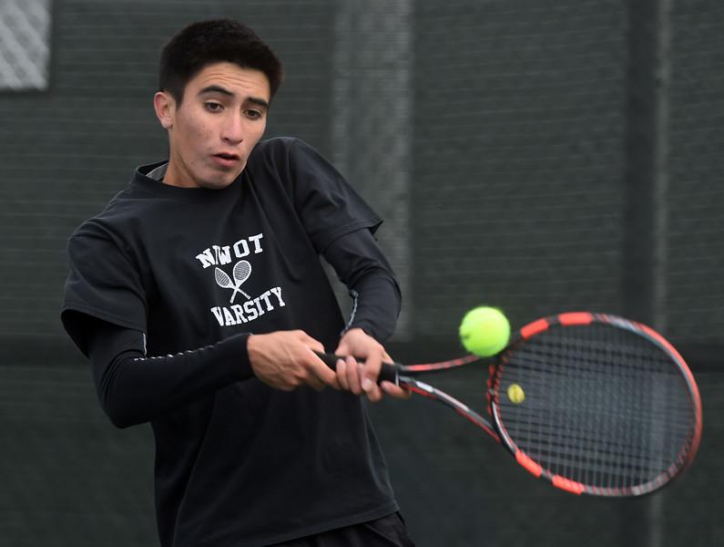 4A Region 5 Tennis