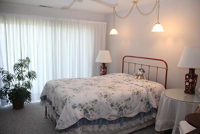 Bedroom 4 - terrace level