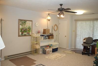 Family Room - terrace level