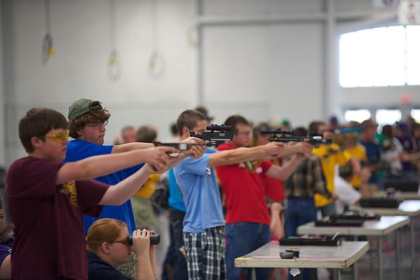 4H Indoor Shooting Sports