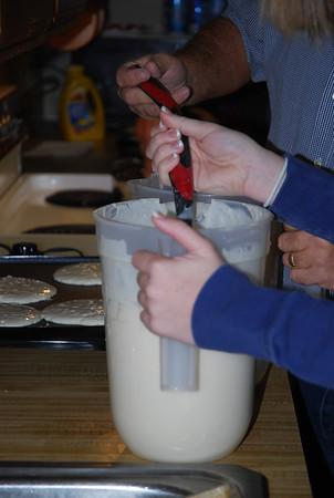 Pancake breakfast 120608