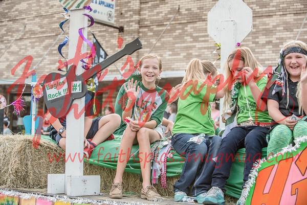 Canton Homecoming Parade 092517