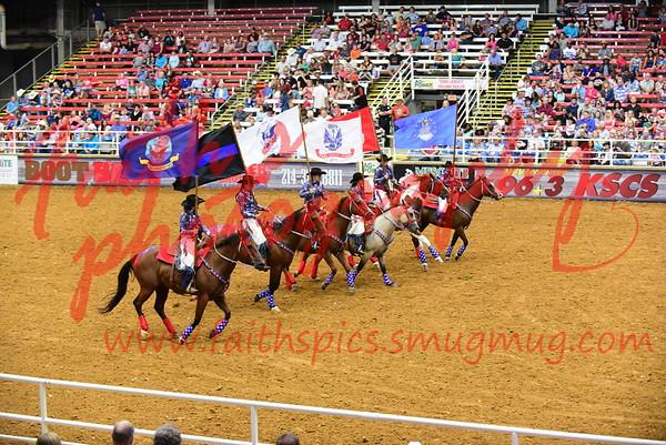 Mesquite Rodeo  082716