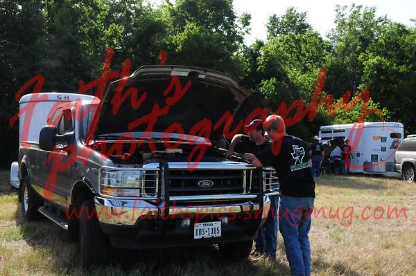 Ladonia Rodeo Friday 071114