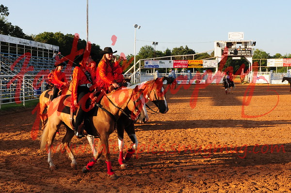 Canton PB Rodeo, Thursday, July 24, 2014