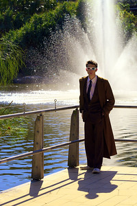 The Tenth Doctor Sean Massey