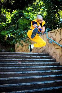 Kung Fu Monk Shaun Beehag