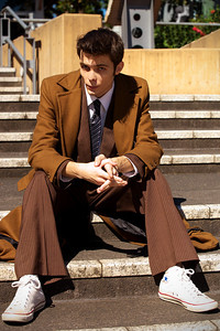 The Tenth Doctor (and the best one...) Sean Massey