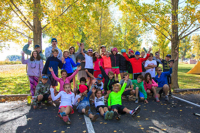 Fourth Grade Outdoor Ed Fall 2016