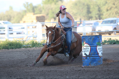8-15-18 HAG Barrel Racing Series 3-6337