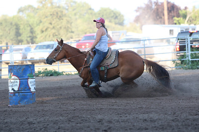 8-15-18 HAG Barrel Racing Series 3-6335