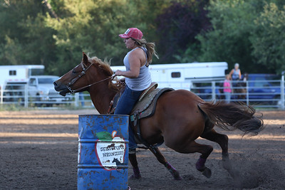 8-15-18 HAG Barrel Racing Series 3-6324