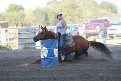 8-15-18 HAG Barrel Racing Series 3-6336