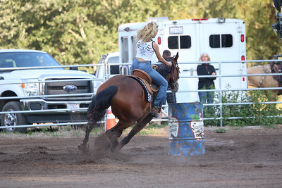 8-15-18 HAG Barrel Racing Series 3-6485