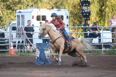 8-15-18 HAG Barrel Racing Series 3-6671