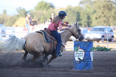 8-15-18 HAG Barrel Racing Series 3-6681