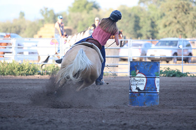 8-15-18 HAG Barrel Racing Series 3-6679