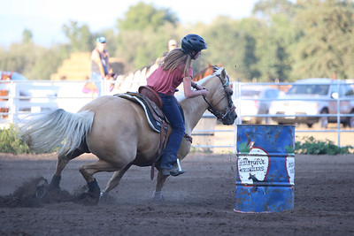 8-15-18 HAG Barrel Racing Series 3-6680