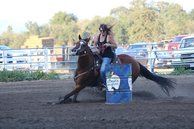 8-15-18 HAG Barrel Racing Series 3-6956