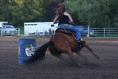 8-15-18 HAG Barrel Racing Series 3-6943