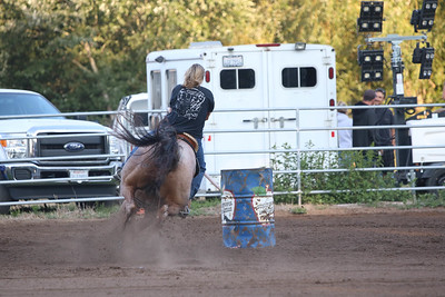 8-15-18 HAG Barrel Racing Series 3-6991