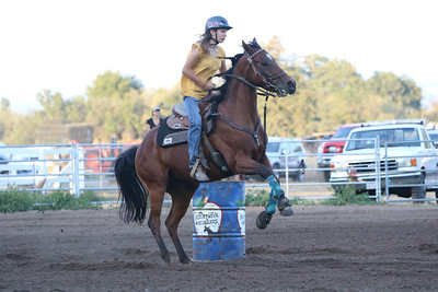 8-15-18 HAG Barrel Racing Series 3-7258