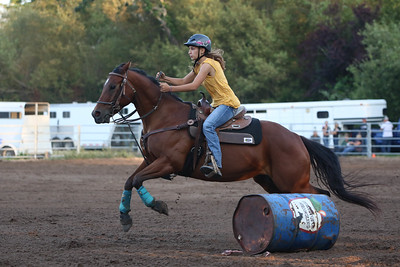 8-15-18 HAG Barrel Racing Series 3-7236