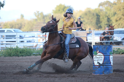 8-15-18 HAG Barrel Racing Series 3-7248