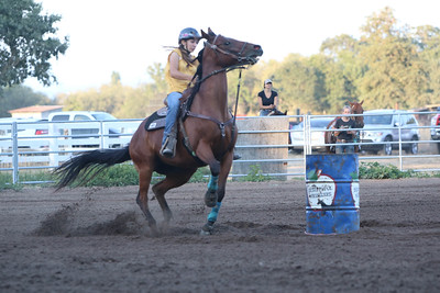 8-15-18 HAG Barrel Racing Series 3-7255