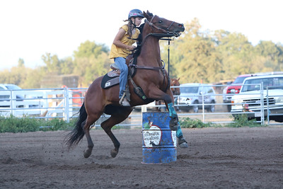 8-15-18 HAG Barrel Racing Series 3-7257