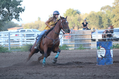 8-15-18 HAG Barrel Racing Series 3-7252