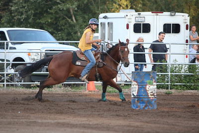 8-15-18 HAG Barrel Racing Series 3-7220