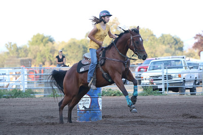 8-15-18 HAG Barrel Racing Series 3-7259