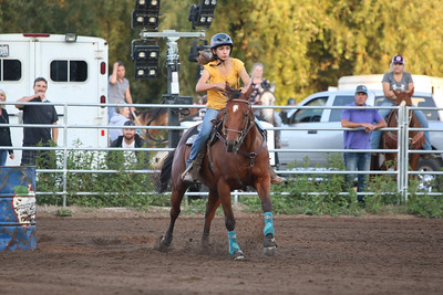 8-15-18 HAG Barrel Racing Series 3-7224
