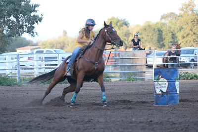 8-15-18 HAG Barrel Racing Series 3-7253