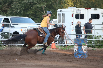 8-15-18 HAG Barrel Racing Series 3-7218
