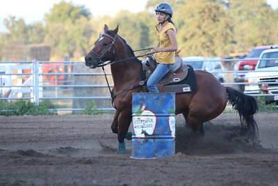 8-15-18 HAG Barrel Racing Series 3-7247